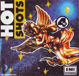 Hot Shots 4/93 - Cover