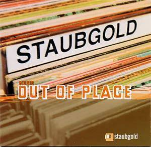 Cover - Ekkehard Ehlers: Staubgold - music Out Of Place