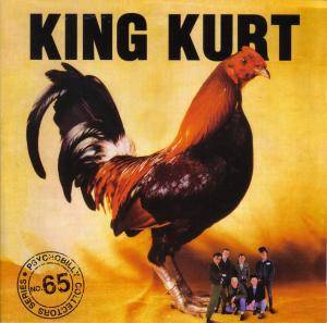 King Kurt: Big Cock - Cover