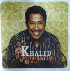Cover - Khaled: Ya-Rayi