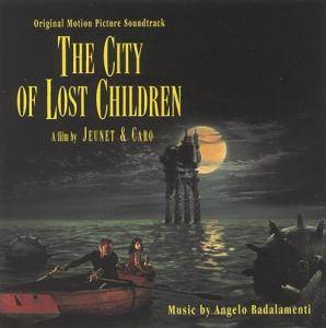 Cover - Angelo Badalamenti: City Of Lost Children, The