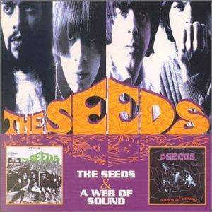 Cover - Seeds, The: Seeds & A Web Of Sound, The
