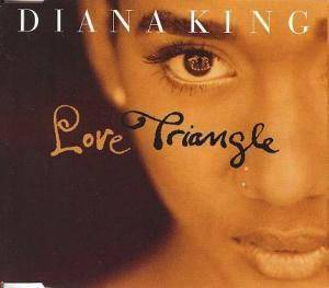 Cover - Diana King: Love Triangle