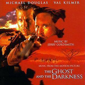 Jerry Goldsmith: Ghost And The Darkness, The - Cover