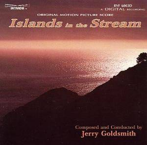 Jerry Goldsmith: Islands In The Stream - Cover