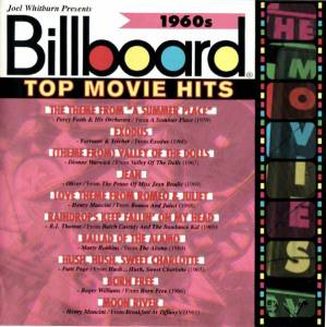 Billboard - Top Movie Hits, 1960s - Cover