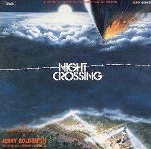 Jerry Goldsmith: Night Crossing - Cover