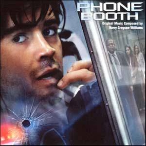 Harry Gregson-Williams: Phone Booth - Cover