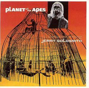 Jerry Goldsmith: Planet Of The Apes - Cover