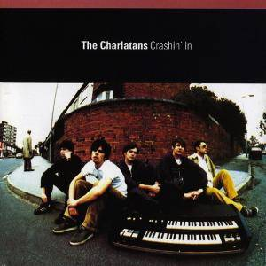 The Charlatans: Crashin' In - Cover