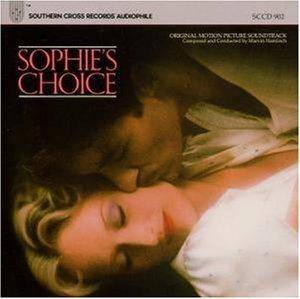 Cover - Marvin Hamlisch: Sophie's Choice