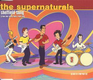 Cover - Supernaturals, The: Sheffield Song (I Love Her More Than I Love You)