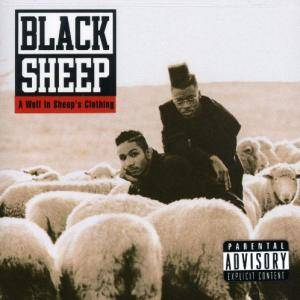 Black Sheep: Wolf In Sheep's Clothing, A - Cover