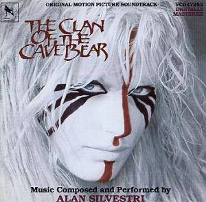 Cover - Alan Silvestri: Clan Of The Cave Bear, The