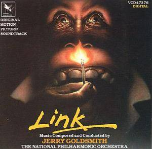 Jerry Goldsmith: Link - Cover