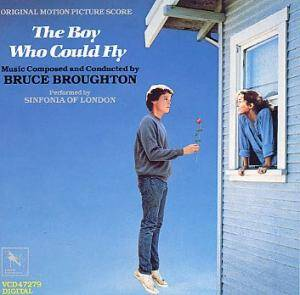 Cover - Bruce Broughton: Boy Who Could Fly, The