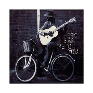 Cover - Eric Bibb: Me To You