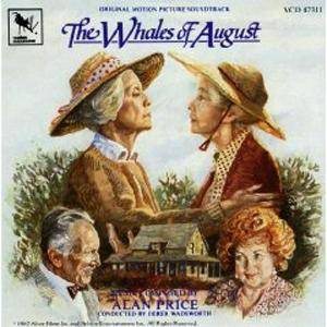 Cover - Alan Price: Whales Of August, The