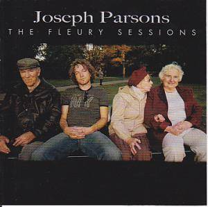 Cover - Joseph Parsons: Fleury Sessions, The