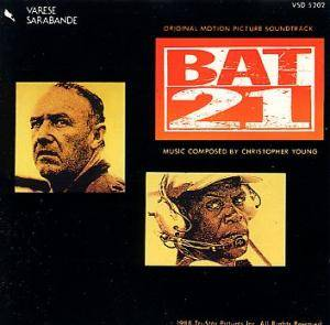 Cover - Christopher Young: Bat-21