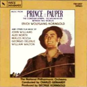 Prince And The Pauper, The - Cover