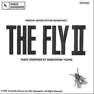 Cover - Christopher Young: Fly II, The