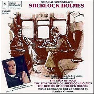 Patrick Gowers: Sherlock Holmes - Cover