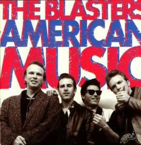 Cover - Blasters, The: American Music