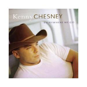 Cover - Kenny Chesney: Everywhere We Go