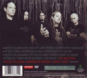 DevilDriver: Pray For Villains (CD + DVD) - Bild 2