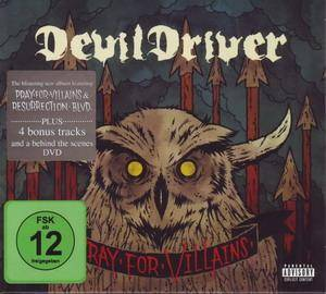 DevilDriver: Pray For Villains (CD + DVD) - Bild 1