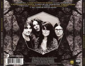 The Dead Weather: Horehound (CD) - Bild 2