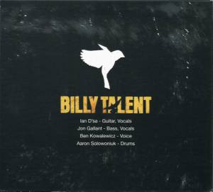 Billy Talent: Billy Talent III (CD) - Bild 4