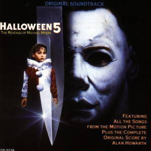 Halloween 5 - The Revenge Of Michael Myers - Cover
