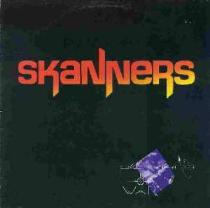 Skanners: Pictures Of War - Cover