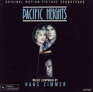 Cover - Hans Zimmer: Pacific Heights