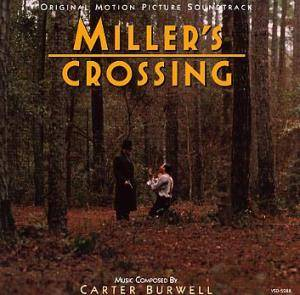 Cover - Carter Burwell: Miller's Crossing