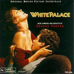 Cover - George Fenton: White Palace