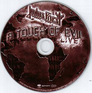 Judas Priest: A Touch Of Evil - Live (CD) - Bild 3