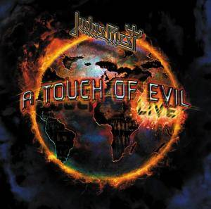 Judas Priest: A Touch Of Evil - Live (CD) - Bild 1