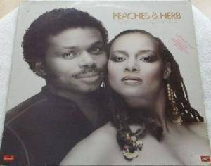 Cover - Peaches & Herb: Saying Something