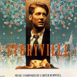Cover - Carter Burwell: Storyville