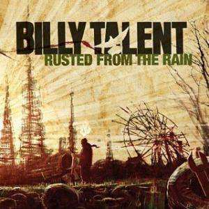 Billy Talent: Rusted From The Rain - Cover