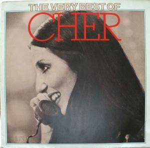Cher: Very Best Of, The - Cover