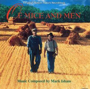 Mark Isham: Of Mice And Men - Cover
