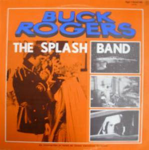 Cover - Splash Band, The: Buck Rogers