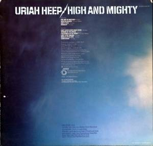 Uriah Heep: High And Mighty (LP) - Bild 2