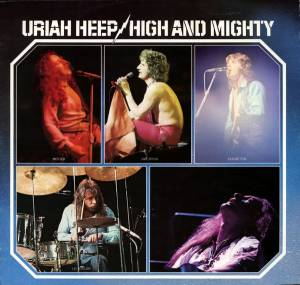 Uriah Heep: High And Mighty (LP) - Bild 5