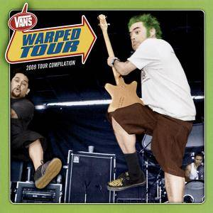 Cover - Middle Finger Salute: Warped Tour 2009 Compilation