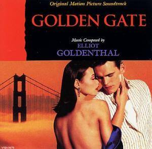 Cover - Elliot Goldenthal: Golden Gate